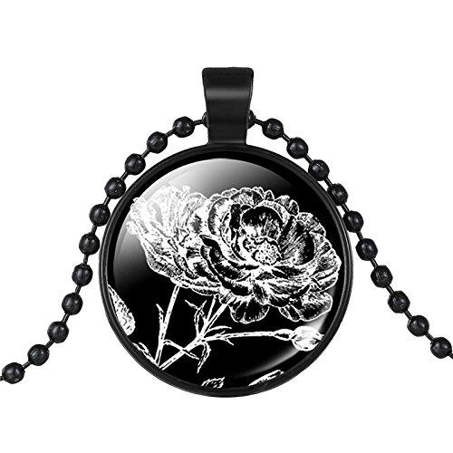 noir-perle-collier-chaine-collier-elegant-verre-carnation-cabochon-pour-filles-femmes