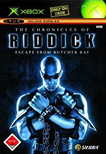 The Chronicles Of Riddick: Escape From Butcher Bay (Riddick Butcher Bay)