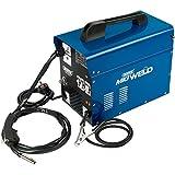 Draper 16057gas/MIG sans gaz Préconisation MIG (100a)