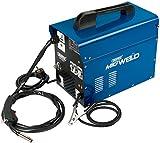Draper 16057 gas / sin gas soldador MIG (100a)