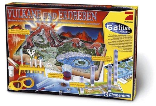 Galileo - Vulkane und Erdbeben