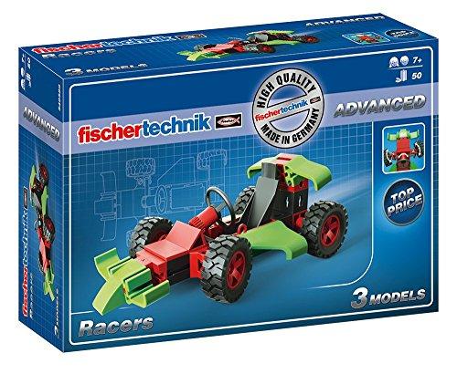 Fischertechnik 540580 - Racers Konstruktionsbaukasten