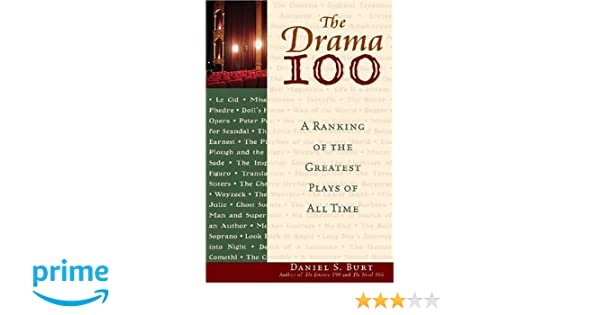 The Drama 100: A Ranking of the Greatest Plays of All Time (Facts on