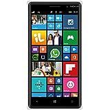 "Nokia Lumia 830 - Smartphone libre Windows Phone (pantalla 5"", cámara 10 Mp, 16 GB, Quad-Core 1.2 GHz, 1 GB RAM), blanco (importado)"