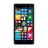 Nokia Lumia 830 Smartphone, 16 GB, Fotocamera da 10 MP, Display da 5'', LTE, Bianco [Italia]