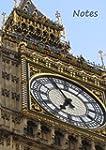 Notes - Notizheft Big Ben: London Not...