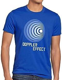 style3 Effet Doppler T-Shirt Homme
