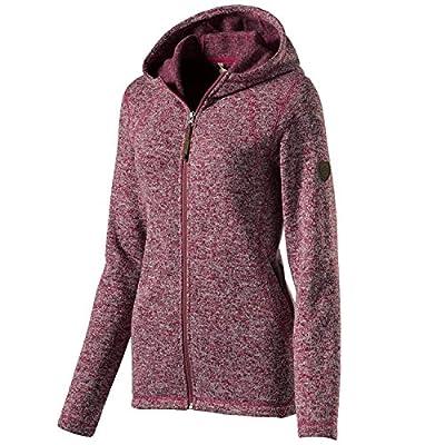McKinley Damen Fleece - Jacke Ancona Black von McKINLEY - Outdoor Shop