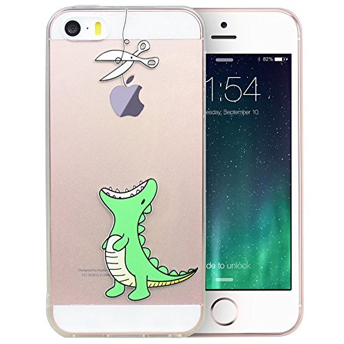 iphone-5-case-iphone-5s-case-jiaxiufen-clear-soft-tpu-back-cover-with-cute-pattern-for-iphone-5-5s-s