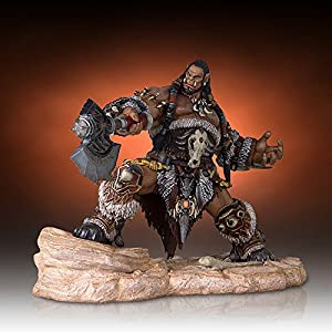 Gentle Giant Warcraft The Beginning - Estatua de Durotan (32 cm)