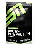 ESN Brown Rice Protein Isolate, Pro Series, Hazelnut, 1er Pack (1 x 1000g Beutel)