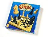 Traditional Chess Wooden Board Game Family Fun Dice Kids Boys Girls Classic New