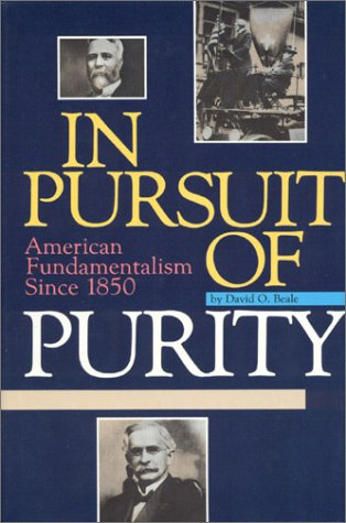 In Pursuit of Purity (Hard) por David Beale