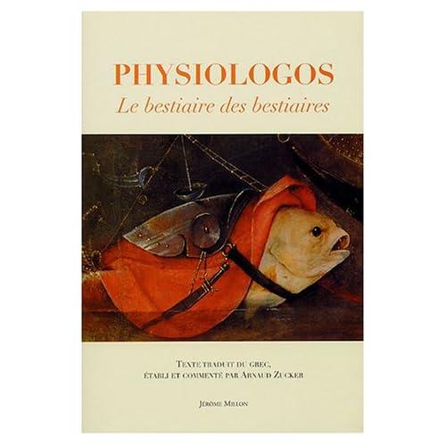 Physiologos : Le bestiaire des bestiaires