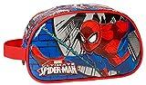 Spiderman Comic Neceser de Viaje, 24 cm, 3.36 litros