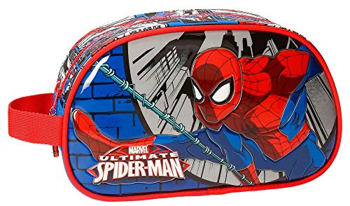 Spiderman-Trousse adaptable Spiderman Comic