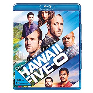Hawaii Five-0 (2010)-Season 9 [Blu-ray]