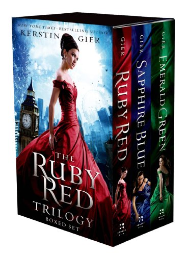 The Ruby Red Trilogy Boxed Set Ruby Bell