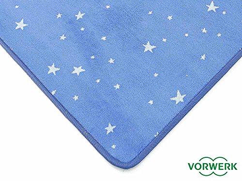 Vorwerk Kinderteppich Sterne