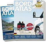 Bordatlas Stellplatzführer 2019: Deutschland und Europa