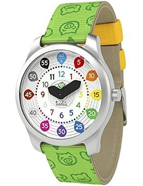 twistiti–Zeigt Kinder pädagogische Zahlen–Armband grün