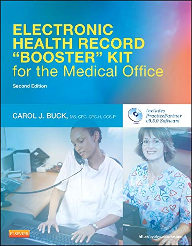 Electronic Health Record Booster Kit for the Medical Office/ Practice Partner V9.5.1 Electronic Control Kit