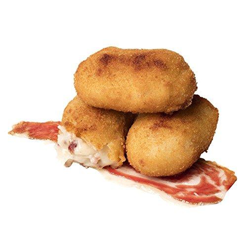 Iberico Ham Croquetas, 1kg, Frozen Test