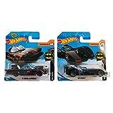 Hot Wheels TV Series Batmobile & Batmobile Batman Pack 2