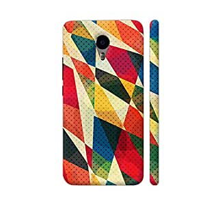 Colorpur YU Yunicorn Cover - Multicolor Enchanted Shade Printed Back Case