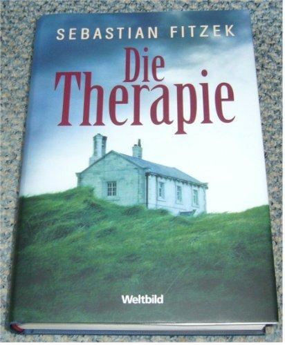 Buchseite und Rezensionen zu 'Die Therapie' von Sebastian Fitzek