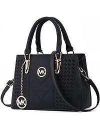 Keshi Pu neuer Stil Damen Handtaschen, Hobo-Bags, Schultertaschen, Beutel, Beuteltaschen, Trend-Bags, Velours, Veloursleder, Wildleder, Tasche