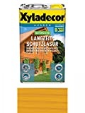 Xyladecor natürliche Langzeit-Schutzlasur, 2,5 Liter in Eiche hell