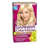 Garnier Color Intense Dauerhafte Creme-Coloration, 100 Sommerblond, 2er Pack