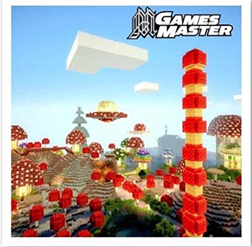 Calendrier Games Master Minecraft 2017