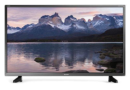 SHARP LC-32HI3222E 81 cm (32 Zoll) Fernseher (HD Ready LED TV, Triple Tuner) Sharp Hd Ready Tv