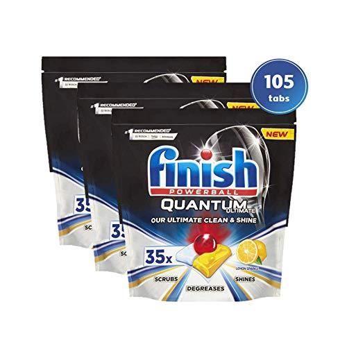 Finish Quantum Ultimate Tabletas para lavavajillas