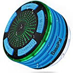 BassPal Shower Speaker, IPX7 Waterproof Portable Wireless Bluetooth 4.0 Speakers with Super Bass and HD Sound, Perfect Speaker for Beach, Pool, Kitchen & Home 8