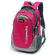Outdoor peak sac à dos scolaire/cartable ordinateur tablette voyage unisex oxford