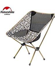 Im Freien Side Chair Portable Aluminium Alloy Chair Klapp Fischerei Stuhl