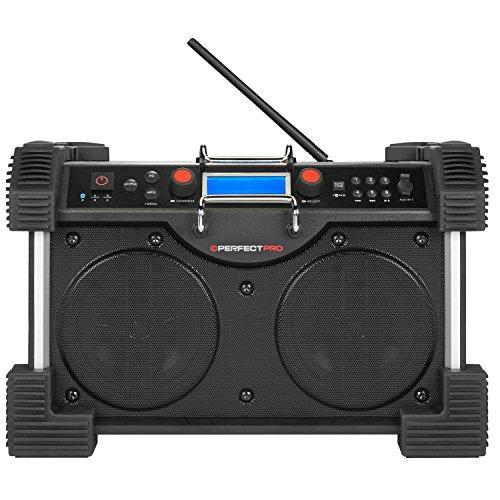 PERFECTPRO Rock HART Radiorekorder (MP3)