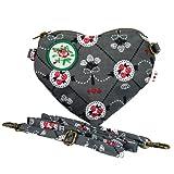 Blutsgeschwister Heart Bag Umhängetasche 17 cm