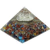 Harmonize Multistone Blume des Lebens Orgon Pyramide Spiritual Reiki Kristall-Energie-Generator preisvergleich bei billige-tabletten.eu