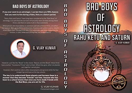 BAD BOYS OF ASTROLOGY: RAHU KETU AND SATURN