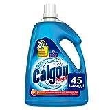 Calgon Gel 2 in 1 Anticalcare, 2.25 Litri (45 Lavaggi)