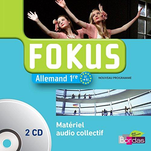 Fokus 1re • Coffret CD audio classe (Éd. 2011)