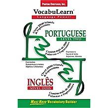 Vocabulearn Portuguese Level 2