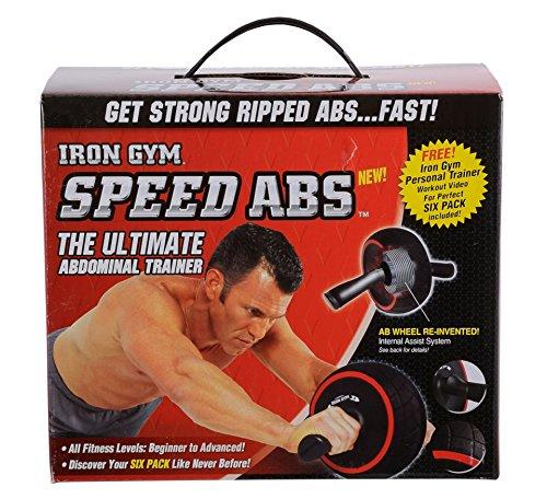 Orange Planet Iron Gym Speed Abs -