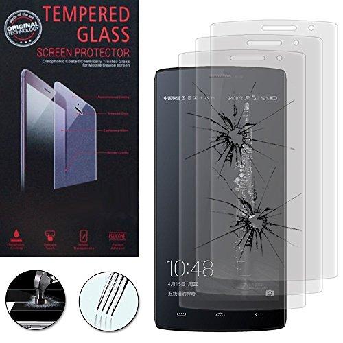 vcomp® de Alta Calidad tanque templado vidrio Protector de pantalla para Doogee homtom HT7/HT7Pro