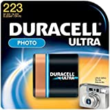 Duracell Ultra 223 CR-P2 Battery for Camera