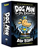Dog Man 1-3: The Epic Collection